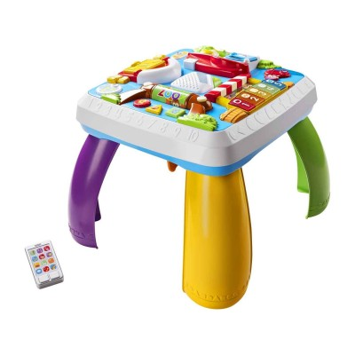 Fisher-Price Table bilingue éveil progressif