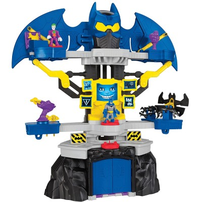 Fisher-Price Batman : la batcave transformable