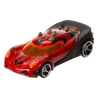 Hot Wheels véhicule star wars darth maul