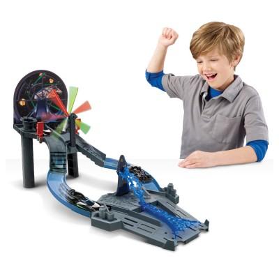 Hot Wheels Circuit de voitures Hot Wheels Star Wars : Throne Room Raceway