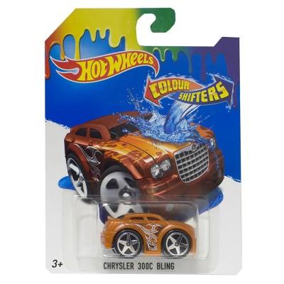 Hot Wheels voiture hot wheels : colour shifters : chrysler 300c bling