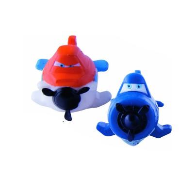 Imc Toys figurines planes mash'ems : dusty et skipper