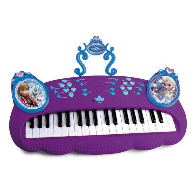 Imc Toys clavier musical électronique la reine des neiges (frozen)