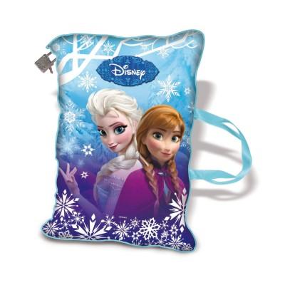 Imc Toys coussin secret la reine des neiges