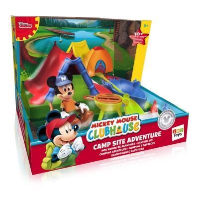 Imc Toys camping et barbecue de mickey