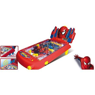 IMC Toys Flipper Super Pinball : Spiderman