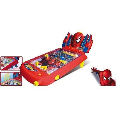 Imc Toys flipper super pinball : spiderman