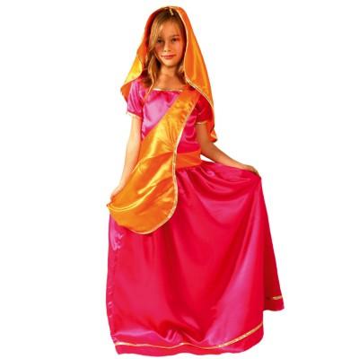 César Déguisement bollywood sari : 5/7 ans