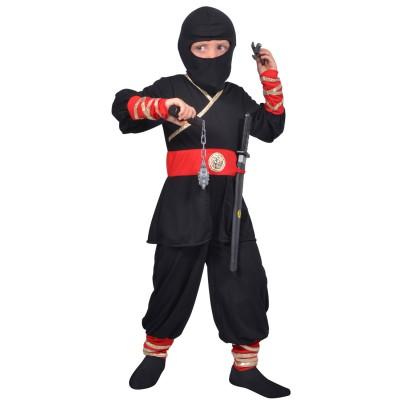 César Déguisement ninja (avec accessoires) : 3/5 ans