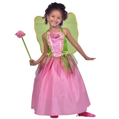 César Déguisement 2 en 1 : princesse et fée : 5/7 ans