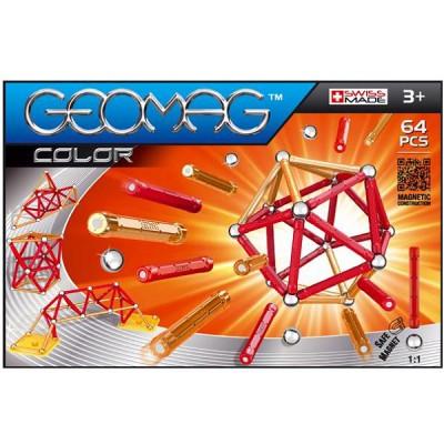 Giochi Preziosi Geomag Color : 64 pièces