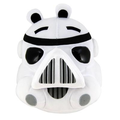 Giochi Preziosi Peluche Angry Birds Star Wars 20 cm : Stormtrooper