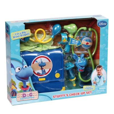 Mallette de docteur toufy de docteur la peluche giochi preziosi magasin de jouets pour enfants - Docteur la peluche malette ...