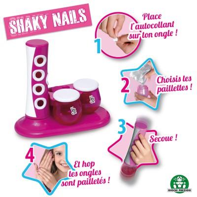 Giochi Preziosi Vernis à ongles Very Bella : Nail Shaky Nail