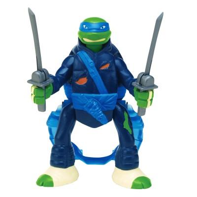 Giochi Preziosi Figurine Tortues Ninja : Saut d'attaque : Leonardo