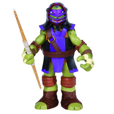 Figurine tortues ninja 25 cm dojo donatello giochi - Tortues ninja donatello ...