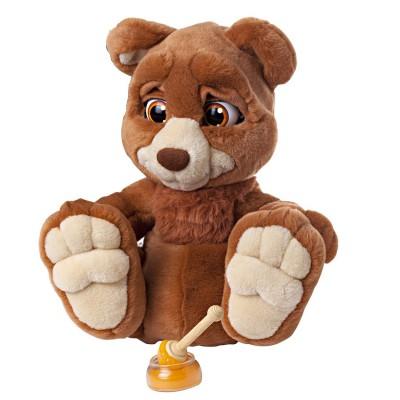 Giochi Preziosi Peluche interactive Emotion Pets : Mon ours Brüno