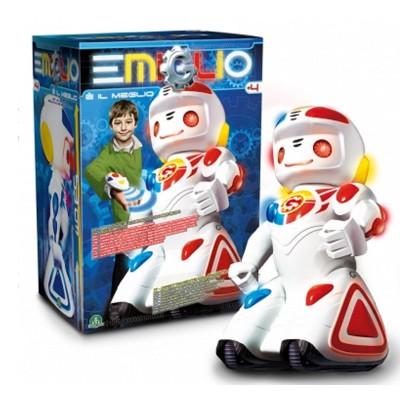 Giochi Preziosi Robot radiocommandé : Mon premier robot Emiglio