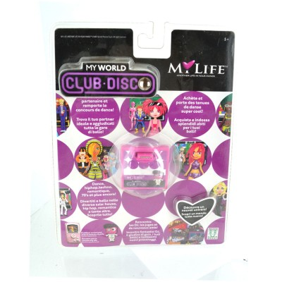 Giochi Preziosi Boitier My world Club Disco : My life