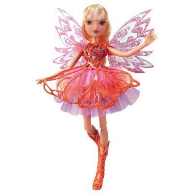 Giochi Preziosi poupée winx : butterflix fairy : stella