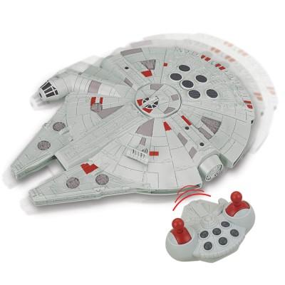 Giochi Preziosi Vaisseau radiocommandé Star Wars : Faucon Millenium (épisode VII)