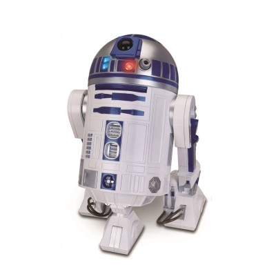 Giochi Preziosi Figurine géante intéractive radiocommandée 40 cm : R2-D2 Star Wars