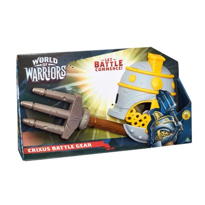 Giochi Preziosi accessoires de combat world of warriors : crixus