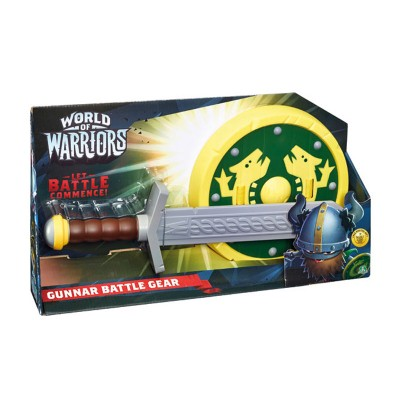 Giochi Preziosi accessoires de combat world of warriors : gunnar