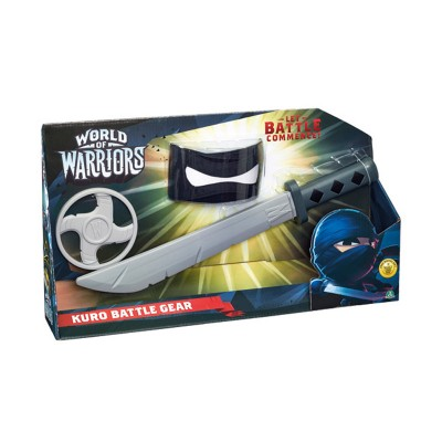 Giochi Preziosi accessoires de combat world of warriors : kuro