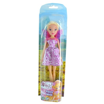 Giochi Preziosi poupée winx : fairy miss : stella