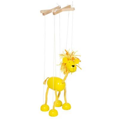 Goki Marionnette à fils : Lion