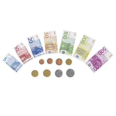 Goki Billets et pièces en euros pour jouer