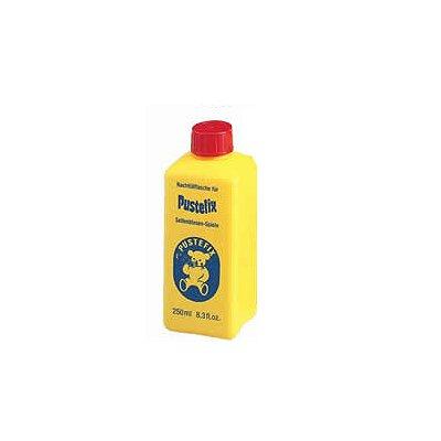 Pustefix Bulles de savon Pustefix : Recharge de 250 ml