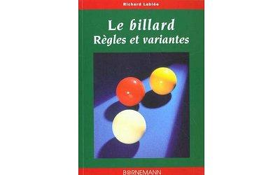Morize / Chavet Chess Livre : Billard : Règles et variantes