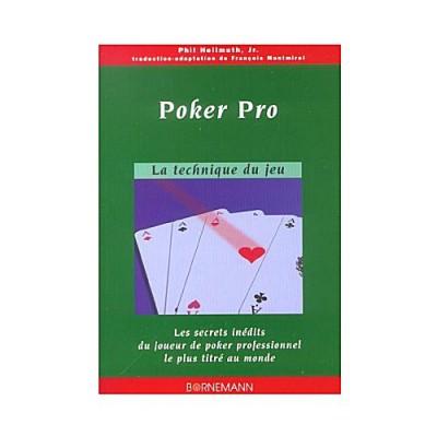 Morize / Chavet Chess Livre : Pro Poker : La technique du jeu