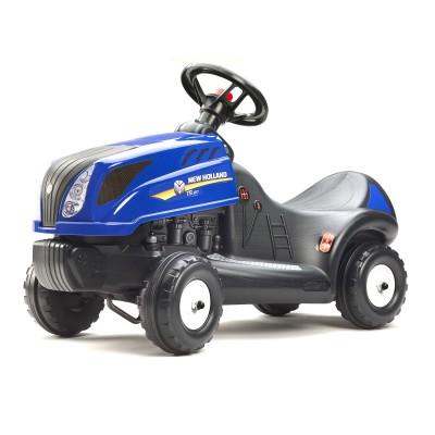 Falk / falquet porteur tracteur new holland t7 bleu