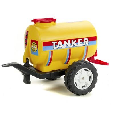 Falk / falquet accessoire pour tracteurs à pédales remorque citerne tanker