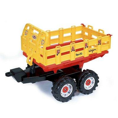 Falk / Falquet Accessoire pour Tracteurs à pédales Remorque wagon farm maxi