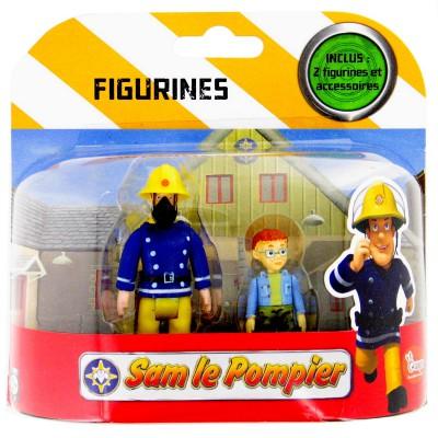 figurines sam le pompier sam et nicolas ouaps magasin de jouets pour enfants. Black Bedroom Furniture Sets. Home Design Ideas
