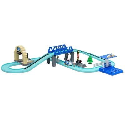Ouaps Circuit robocar poli et véhicule intelligent