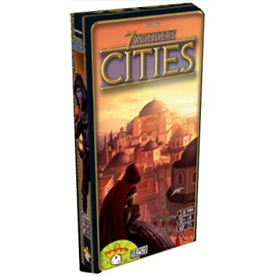 Repos Production 7 wonders : extension cities
