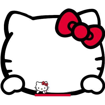 JeuJura Tableau mural Hello Kitty : Feutre