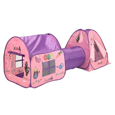 tente de jeu 3 en 1 barbapapa magasin de jouets pour enfants. Black Bedroom Furniture Sets. Home Design Ideas