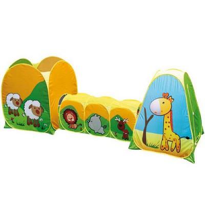 tente et tunnel de jeu zoo magasin de jouets pour enfants. Black Bedroom Furniture Sets. Home Design Ideas