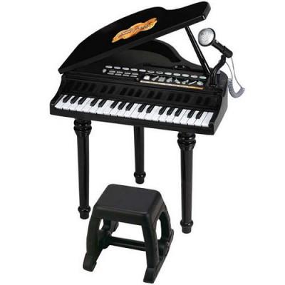 piano queue avec micro magasin de jouets pour enfants. Black Bedroom Furniture Sets. Home Design Ideas