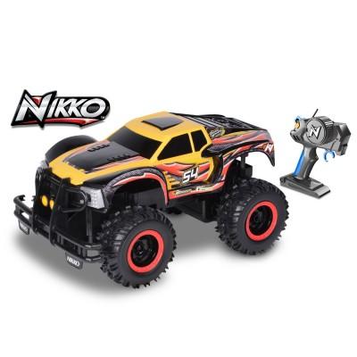 Nikko Voiture radiocommandée : trophy truck