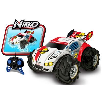 Nikko Voiture radiocommandée : nano vaporizr 2 rouge