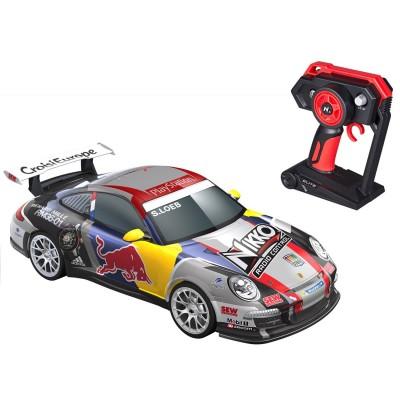Nikko Voiture radiocommandée : porsche 911 gt3 série courses
