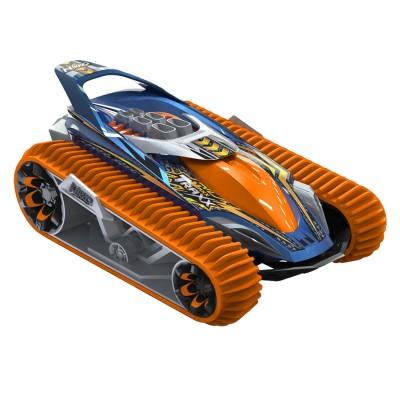 Nikko Voiture radiocommandée velocitraxx : bleu et orange