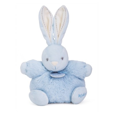 Kaloo Kaloo Perle : Peluche 18 cm P'tit lapin bleu